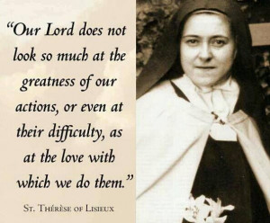 St. Therese of Lisieux! | Faith