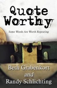 Details about Quote Worthy 9781456032043, Paperback, BRAND NEW