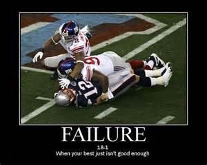 """... Failure, When Your Best Just Isn't Good Enough """" ~ Sports Quote"""