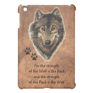 Family quotes, sayings, wolf pack, strength