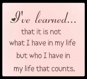 ve learned... #Quotes