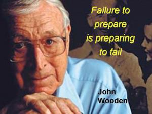 failure to prepare is... )