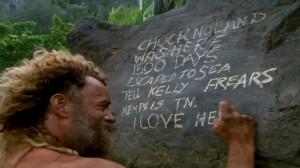 Tom Hanks as Chuck Noland in Cast Away (2000)
