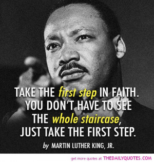 Follow martin luther king jr quotes service