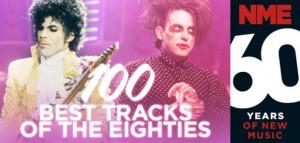 """... """"mejores"""" 100 canciones de los años 80′ según la revista NME"""