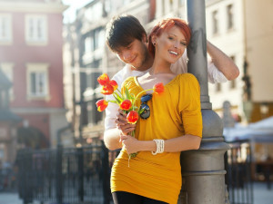1152x864 Beautiful Couple in Love desktop PC and Mac wallpaper