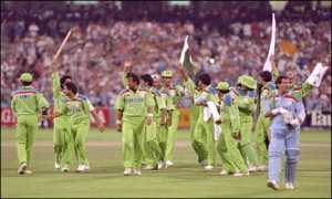 1992 WC Victory: March 25 sparks the Pakistani nation