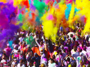 My First 5K: The Color Run