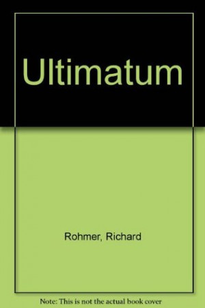 "Start by marking ""Ultimatum"" as Want to Read:"
