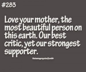 love you mom quotes i sarah quotes on mothers and