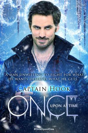 Killian Jones/Captain Hook Hook - Season 4