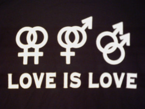 Gay Rights love is love