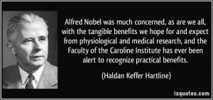 More Haldan Keffer Hartline Quotes
