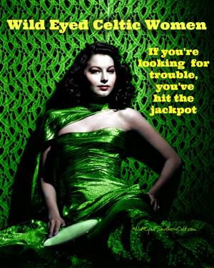 Ava Gardner: Sassy Celtic Lassie