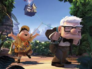 Pixar's UP Movie Wallpapers