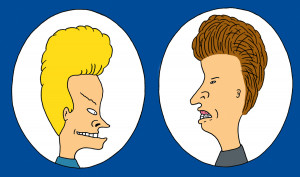 First Look at New Beavis and Butthead
