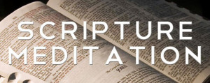 Home » Blog » Blog » How Should You Meditate on God's Word? (part ...