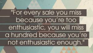 Enthusiasm Matters