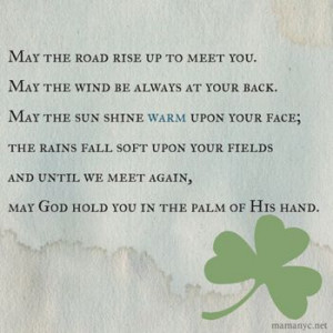 ... Patrick s Day Quotes: St. Paddy s Day Toasts and Irish Blessings