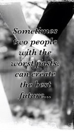 True. Love conquers all!