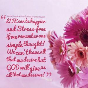 stress free inspirational quotes photos videos news stress free ...