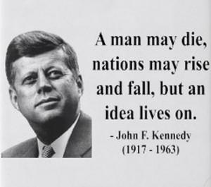 jfk quotes on leadership