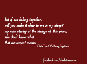 we belong together quotes source http imgarcade com 1 we belong ...