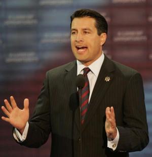Republican governor of Nevada,Brian Sandoval