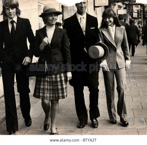 jack charlton with his wife pat charlton and children debbie 13 and