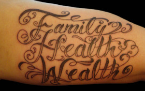 How to make a family tattoo Quotes as a meaningful symbol?