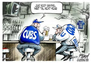 ... Cubs Fans Oops, Cartoons Sports, Chicago Cubs, Sports Humor, Sports