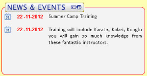 Welcome to Ultimate Martial Arts