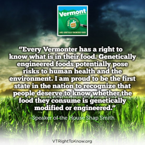 GMO Labeling Victory