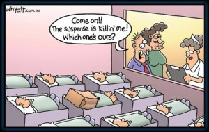 Saturday Smiles! Some Funny Mom Cartoons To Lighten Your Mood!