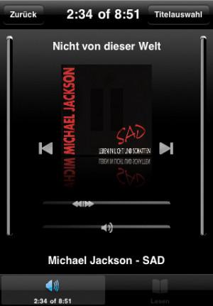 Michael Jackson Sad Leben