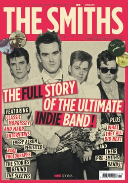 The Smiths On NME.COM
