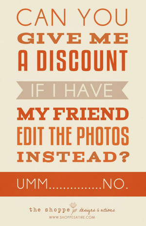 Sarcastic Quotes that pinches photographers (2)
