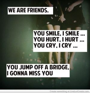 cute, friends, love, pretty, quote, quotes, we are bbf