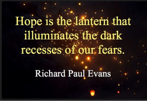 Uplifting, quotes, sayings, about hope, great