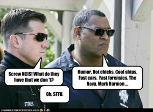 CSI Las Vegas Funny Nick and Ray pic!! by TheeKozakura