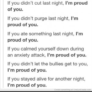 Im Proud Of You