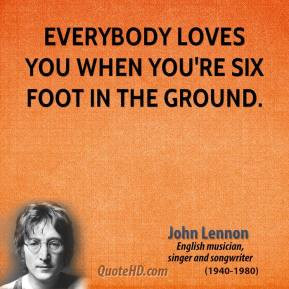 John Lennon Top Quotes