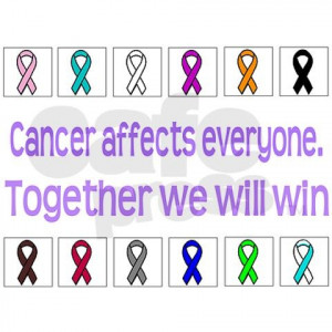 ... lost a grandma and my father in law has cancer....I hate cancer