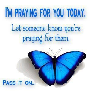 Praying For You Today...