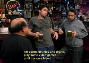 Frank, Charlie, and Mac