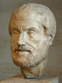 The majority of Aristotle's original work has been lost through the ...