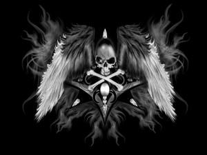 Music - Death Angel Heavy Metal Metal Hard Rock Death Metal Skull Evil ...