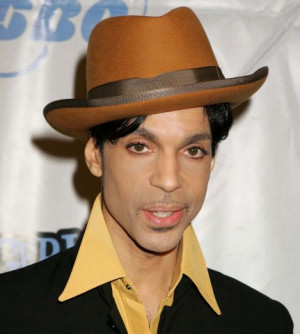 Prince Singer Seen Leaving...