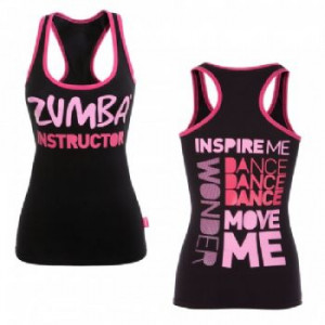 My new instructor Zumba shirt arrived, Love it! I got to wear this ...