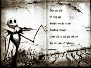 Nightmare Before Christmas Nightmare Story